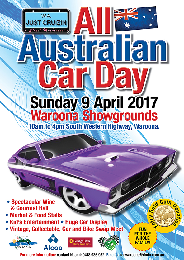 All Australian Car Day 2017